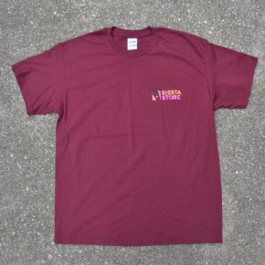 SIESTA(シエスタ)Original Jim Tee Shirt Cassis