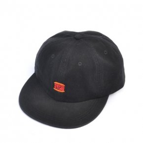 SIESTA(シエスタ)Original Jason Strapback Cap Black
