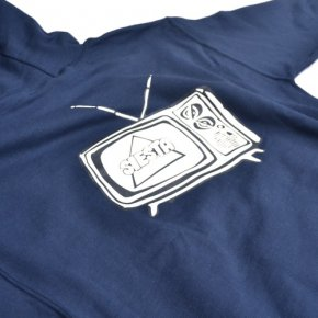 SIESTA(シエスタ)Original TV Party Hoodie Navy