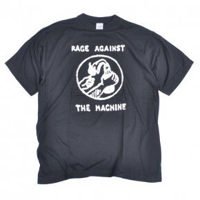 Rage Against The Machine(レイジアゲインストザマシーン) Tee Shirt Deadstock