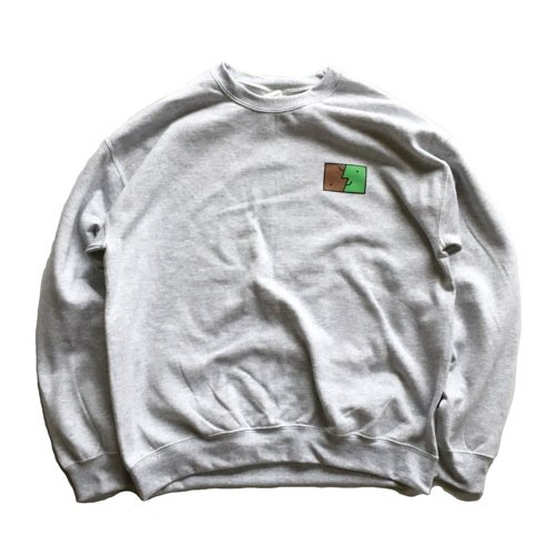 SIESTA(シエスタ)Original Paris Sweatshirt Ash