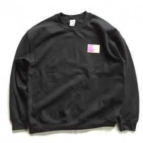 SIESTA(シエスタ)Original Paris Sweatshirt Black