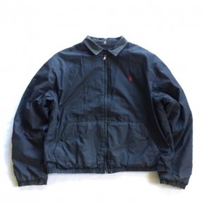 Ralph Lauren(ラルフローレン)Fleece Lined Swing Top Black