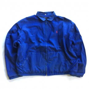 Ralph Lauren(ラルフローレン)Fleece Lined Swing Top Blue