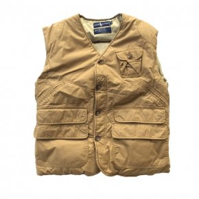 Ralph Lauren(ラルフローレン) Down Vest Light Brown