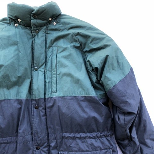 Ralph Lauren(ラルフローレン) Down Jacket Green x Black