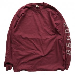 SIESTA(シエスタ)Original TV Party Long Sleeve Maroon