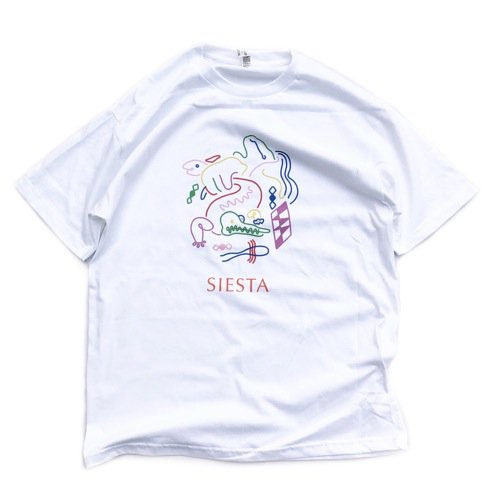 SIESTA(シエスタ)Original Fifty Bucks Tee