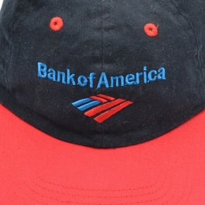 Bank of America Strapback Hat
