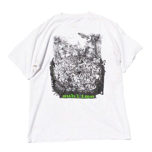 Sublime Tee White