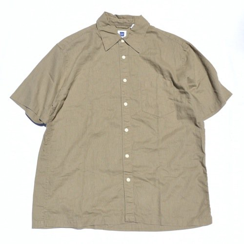 GAP Short Sleeve Shirt Linen