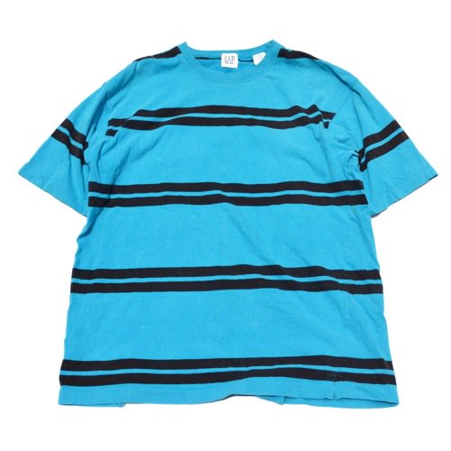 GAP Striped Tee Light Blue