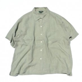 J.Crew Short Sleeve Shirt Linen