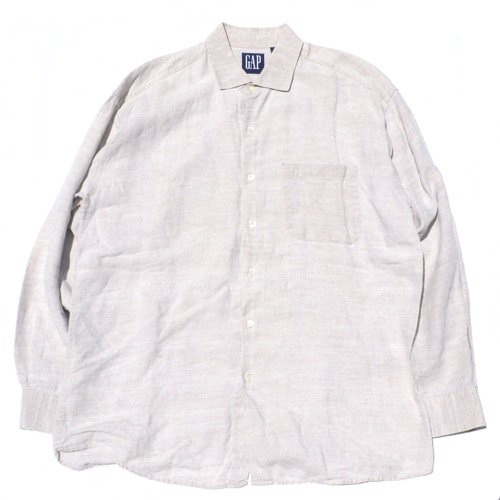 GAP Long Sleeve Shirt Linen