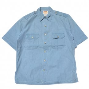 Banana Republic Safari Shirt Bluegrey