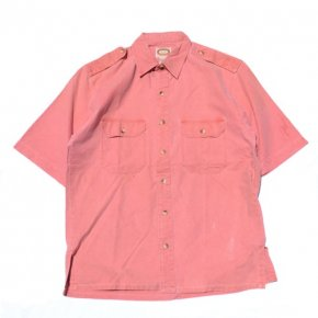 Banana Republic Safari Shirt Red