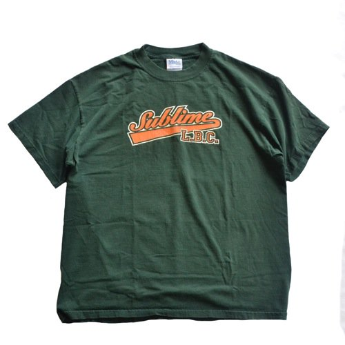 Sublime Tee Green