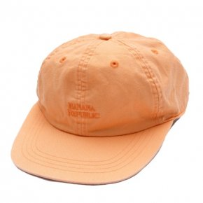Banana Republic 6Panel Cap Orange