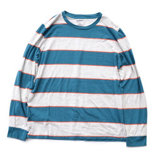 Arizona Jean Company Striped Long Sleeve Tee