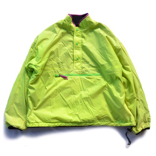 GAP(ギャップ) Reversible Pullover Jacket Lime Green