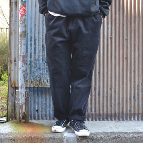 SIESTA(シエスタ)ORIGINAL Corduroy Easy Pant Dark Navy