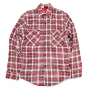 JCPenney Quilt Lined Flannel Shirt