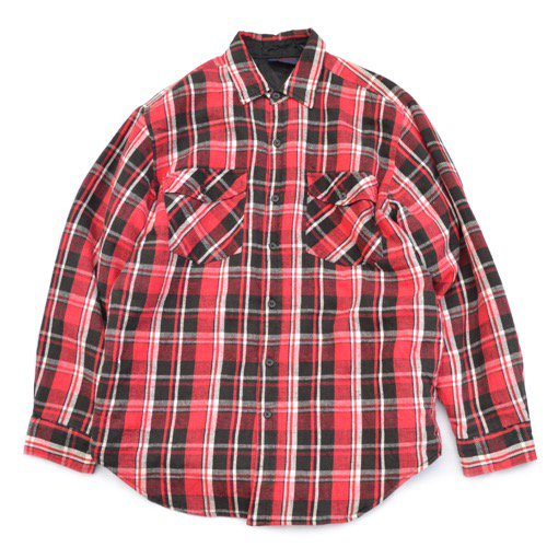 DAKOTA Quilt Lined Flannel Shirt
