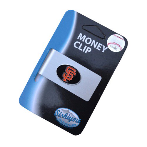 San Francisco Giants Money Clip