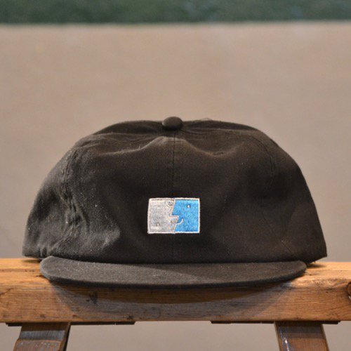 SIESTA(シエスタ)Original Paris Strapback Cap Black