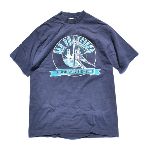 San Francisco Tee Navy