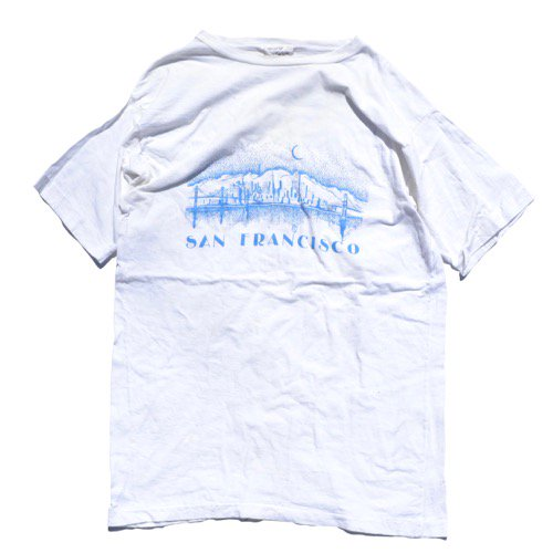 San Francisco Tee White