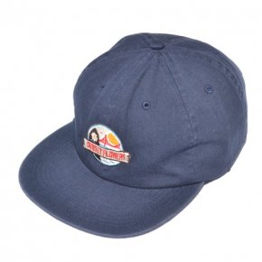 SIESTA(シエスタ)Original Sunset Flowers Cap Navy