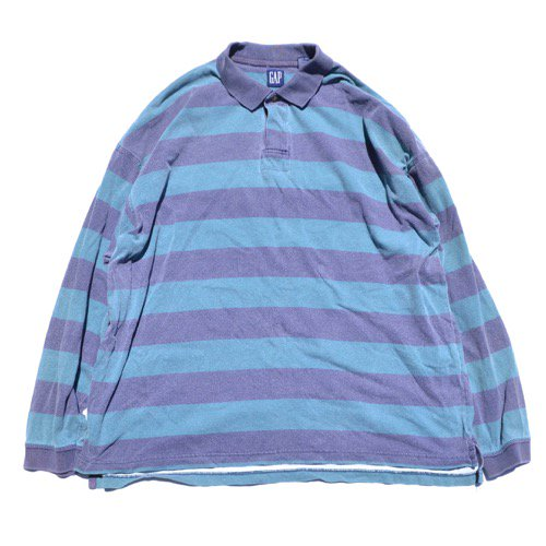 GAP Long Sleeve Polo Shirt