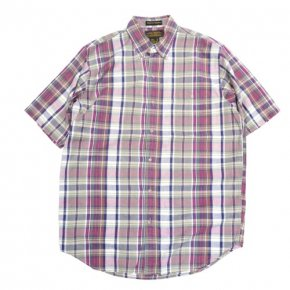 Eddie Bauer Short Sleeve Button Down Shirt