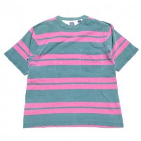 GAP Striped Pocket Tee Pique