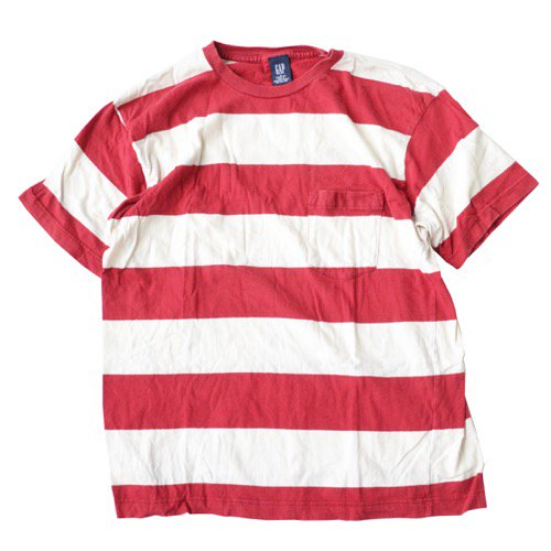 GAP Striped Pocket Tee