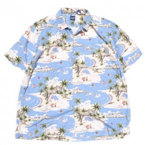 GAP Cotton Hawaiian Shirt
