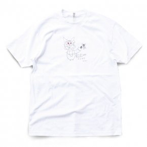 SIESTA(シエスタ)Original Flow Away Tee White