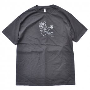 SIESTA(シエスタ)Original Flow Away Tee Black