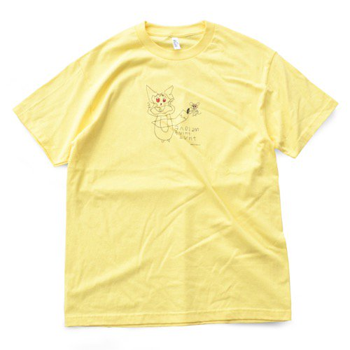SIESTA(シエスタ)Original Flow Away Tee Banana