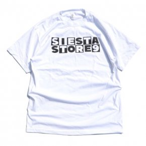 SIESTA(シエスタ)Original 9th Anniversary Tee White