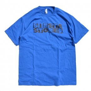 SIESTA(シエスタ)Original 9th Anniversary Tee Blue