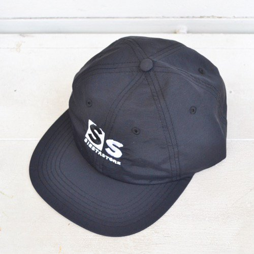 SIESTA(シエスタ)Original CN Cap Black