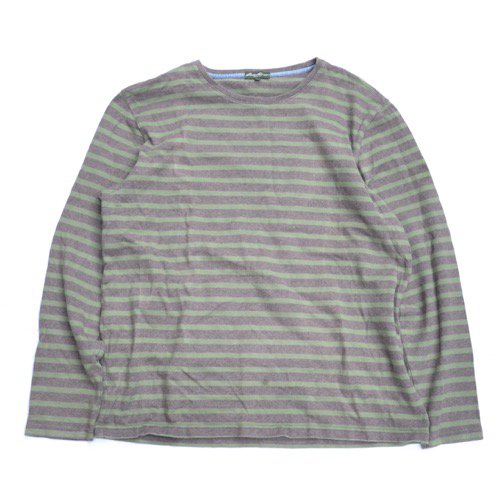 Eddie Bauer Striped Long Sleeve Tee