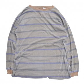 VAN HEUSEN Striped Long Sleeve Tee