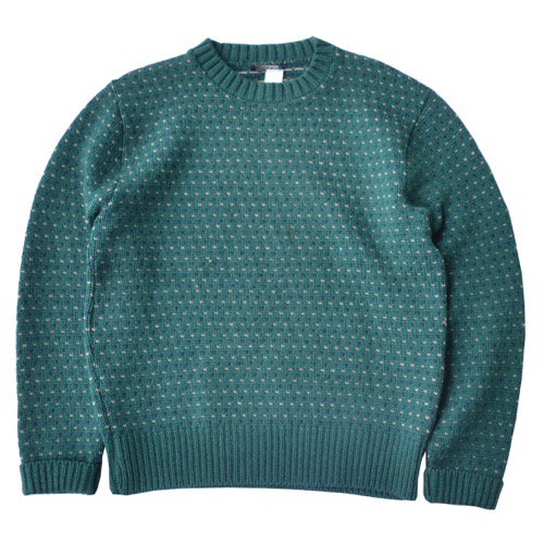 Lands' End Wool Sweater