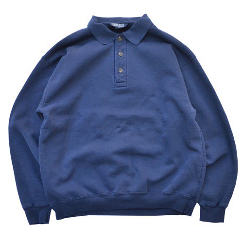 Lands' End Sweat Polo Shirt