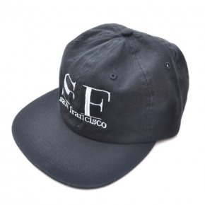 Bay Area Gift Shop SF Cap Black