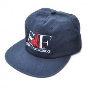 Bay Area Gift Shop SF Cap Navy
