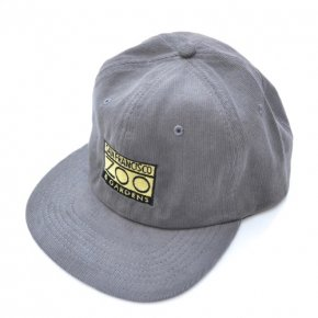 Bay Area Gift Shop SF Zoo Corduroy Cap Grey